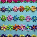 Multi Color Lace Fabric Trimming