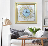 Intco Fine Quality 3D Decorated Wall Clock