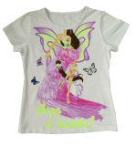 Lovely Princess Kids T- Shirt Girl T-Shirt in Children Clohtes Sgt-053