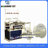 Double Serging for Mattress Machine