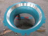 High Manganese Concave/Mantle Foundry Parts, Cone Crusher Spare Parts, Mantle and