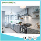 Pure White Quartz Surface Kitchen Countertops
