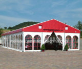High-Classed Red PVC Wedding Party Banquet Tent