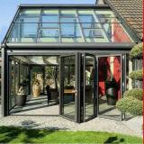 Aluminium Sunshine Room for Villa and Conservatory Garden (TS-994)