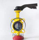 Concentric Ductile Iron Wafer Butterfly Valve