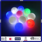 Colorful High Quality Glow in Dark Golf Ball