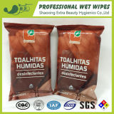 Alcohol Wet Tissue Antiseptic Wet Wipes Antibacterial Wipes
