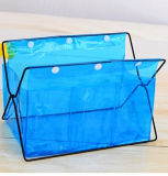 Eco-Friendly Colorful PVC Cosmetic Organizer