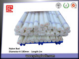 White Nylon Rod with High Tensile Strength