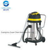 60L Stainless Steel Vacuum Cleaner for Wet and Dry with Tilt