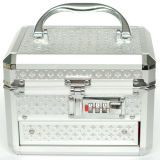 Professional Cosmetic Case with Coded Lock