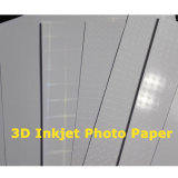 3D Effective Inkjet Printing Photo Paper of A4 50sheets