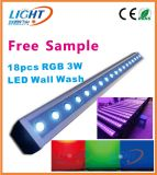 18X3w 3in1 IP65 RGB Outdoor LED Wall Washer