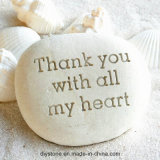 Engraved Stone Memory Valentine′s Day Gift