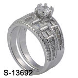 Fashion Jewelry Ring 925 Silver (S-13692. JPG)