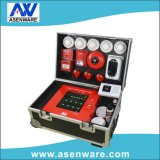 24V Conventional Fire Alarm Annuniciating Panel 8 Zones