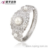 New Xuping Fashion Silver Big Luxury Bangle with Shell Bead