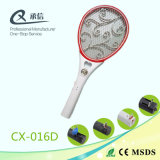 HIPS Rechargeable Mosquito Killing Bat with LED Light