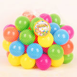 Promotional 50PCS 7.5cm Sport Toy Balls for Kids (H10261001)