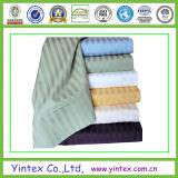 Hotel Bedding Set Striped 100% Cotton Bedsheet