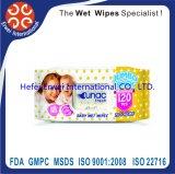 OEM Antibacterial Baby Skincare Wet Wipes