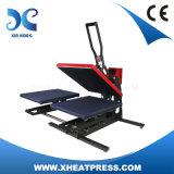 Latest LCD Controller Panel Tshirt Heat Press Machine