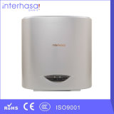 Silver Gray and ABS Touchless Snesor Toilet Small Hand Drier