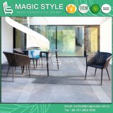 New Design Rattan Dining Table Rattan Dining Set Wicker Chair Open Weaving Chair Outdoor Furniture Patio Furniture Garden Furniture