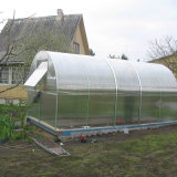 4mm Clear Polycarbonate Twin Wall PC Sheet for Greenhouse