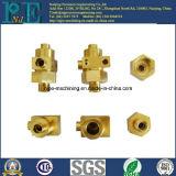 Custom Brass Pipe CNC Machining Services