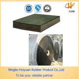 Nylon Conveyor Rubber Belt for Conveying Wood Bark (NN150)