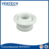 Air Vent Eyeball Jet Diffuser, HVAC Round Ceiling Air Outlet Diffuser