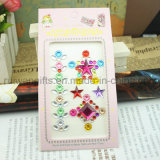 Jewelry Rhinestone Sticker for Cell Phone Decoration