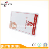 Lf and Hf RFID Combo Card with Full Color Printing