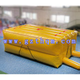 Outdoor Emergency Inflatable Air Cushion High-Rise Buildings