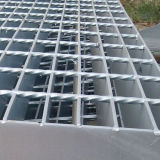 Steel Plate Bar Grating for Platforms