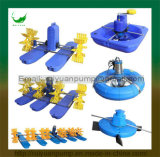 Fish Pond Machine 2HP 1.5KW 6 Impellers Paddlewheel Aerator
