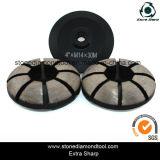 4 Inch 15mm Segment Diamond Concrete Grinding Wheel