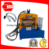 Yx65-400-433 Steel Crimping Curved Roll Forming Machine