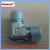 90° Bsp Male 60° Seat Hose Adapter Fitting