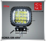 48W LED Driving Light LED Offroad Light LED Headlight LED Work Light 5inch