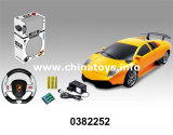 1: 24 4-CH Remote Control Car RC Toy (0382252)