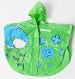 PVC Children Raincoat (sm-w1011)