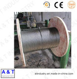 Hot Sale Steel Wire Rope (1X19, 7X7, 7X19) with Top Quality