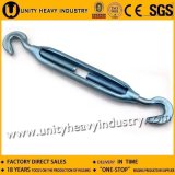 Hot Sale JIS Type Carbon Steel Wire Rope Turnbuckle