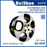 Black &Silver Surface Aluminium Wheel Rim