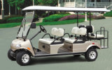 Golf Vehicles 4+2 Seater Electric Golf Cars