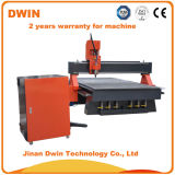 Wood MDF PVC Plastic Engraving Cutting 3D CNC Router