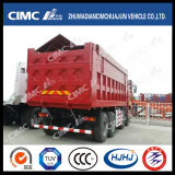 Cimc Huajun 8*4 Dump Truck with Wingspan Cover