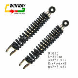 Ww-6293 Dio-50 Motorcycle Spare Parts Iron Shock Absorber